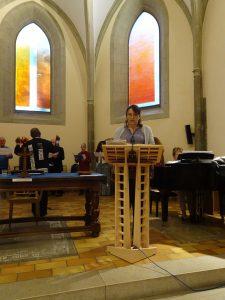 Music in worship sermon - The Church of Scotland Geneva