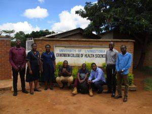 Ekwendeni Mission Hospital is a major Christian medical centre in northern Malawi